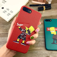 Supreme 'Bart' Phone Cases