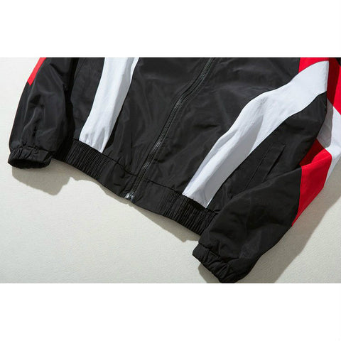 'Once Again' Windbreaker