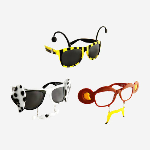 Animal Collection 3 Pack Sun-Staches