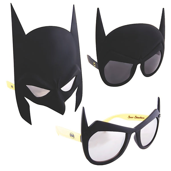 3 piece Batman Combo Sun-Staches