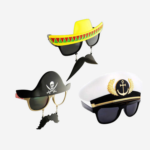 Fan Favorite Collection 3 Pack, Sun-Staches
