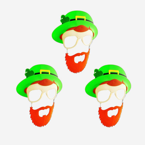 St Patrick's Day Collection 3 Pack Sun-Staches