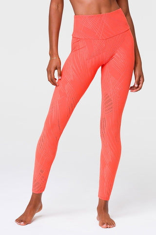 Selenite Midi Legging Carrot Selenite