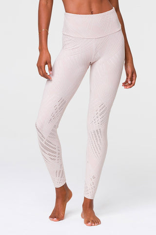 Selenite Midi Legging Cuban Sand Selenite