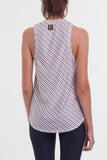 Series Tank - Dusty Stripe