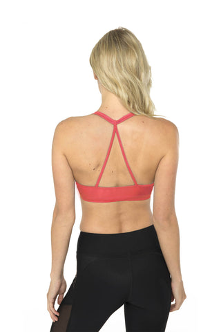 Triangle Sports Bra - Odalisca