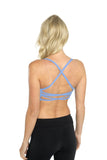 Qi Flow Bra - Powder Blue