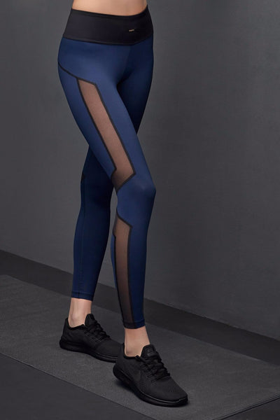 Fluxus Legging - Blue