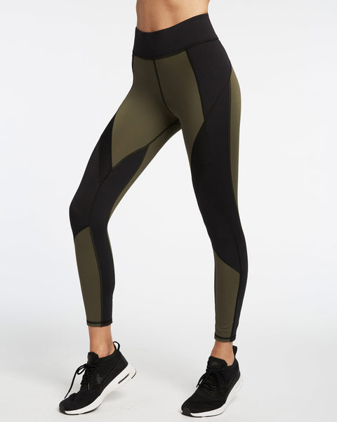 Extension Legging - Olive