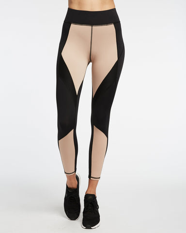 Extension Legging - Nude Pink