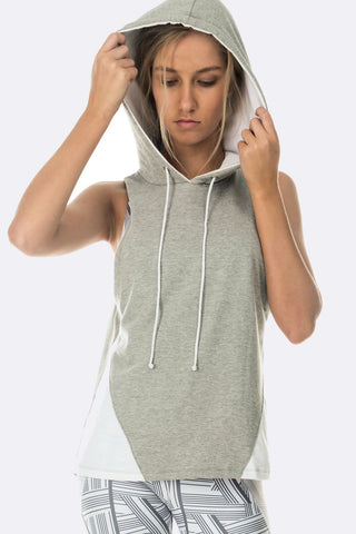 Hype Hooded Tank