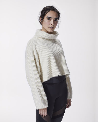 Juniper Sweater Ivory