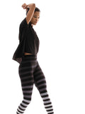 Legging in Jody Stripe