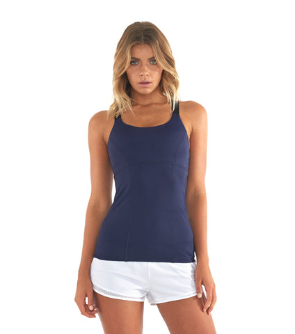 Little Love Cami - Navy