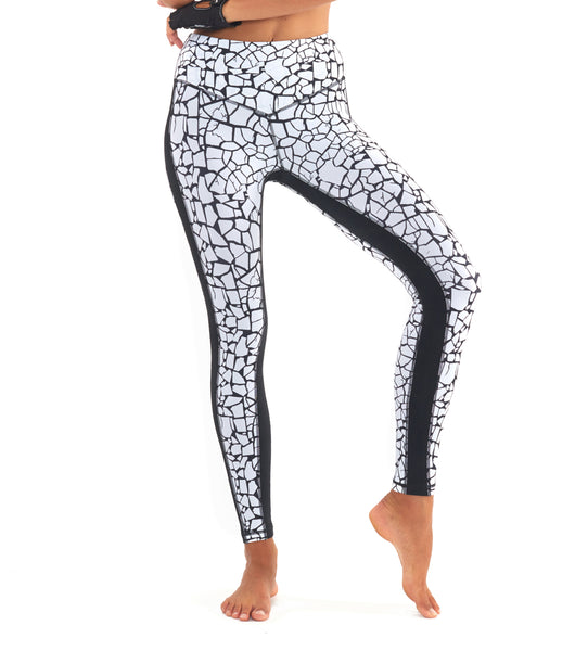 Work It Out Legging - White