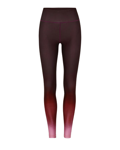 Rockell 7/8 Tight - Black Cherry Painted Ombre