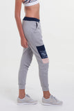 Hustle Sweat Pants - Grey Navy