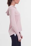 Breeze Light Hoodie - Blush