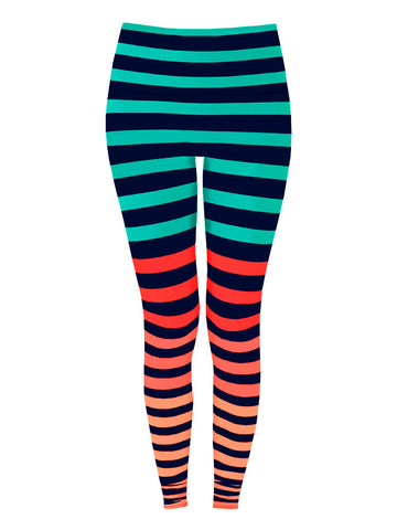 Legging in Trina Stripe