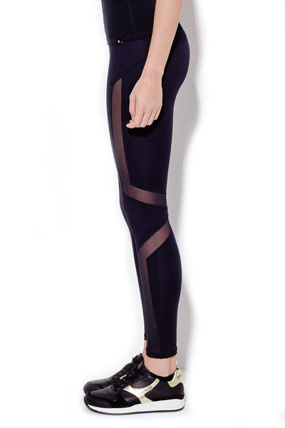 Fluxus Legging - Black