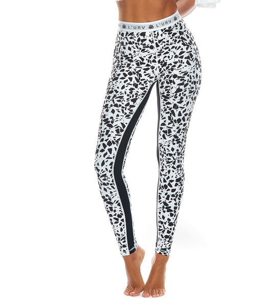 Shake It Up Legging - White