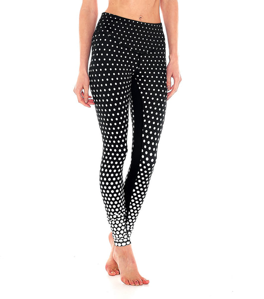 Spot Me Legging - Black