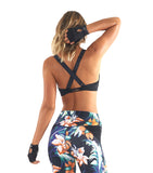 Fever Pitch Bra - Black