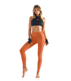 Shine On Legging - Orange