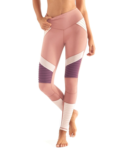 Shake Your Booty Legging - Dusty Pink