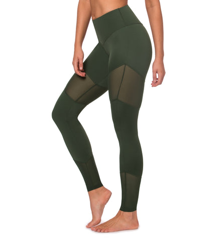 Natural Forces Legging - Green