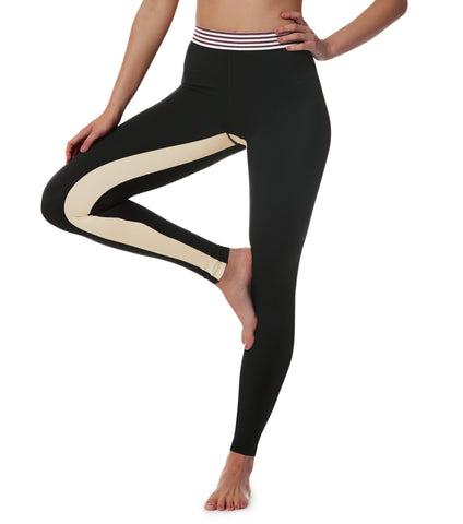 Kinetic Energy Legging - Black