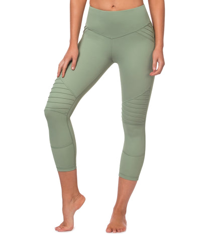 Perfect Days 3/4 Legging - Mint