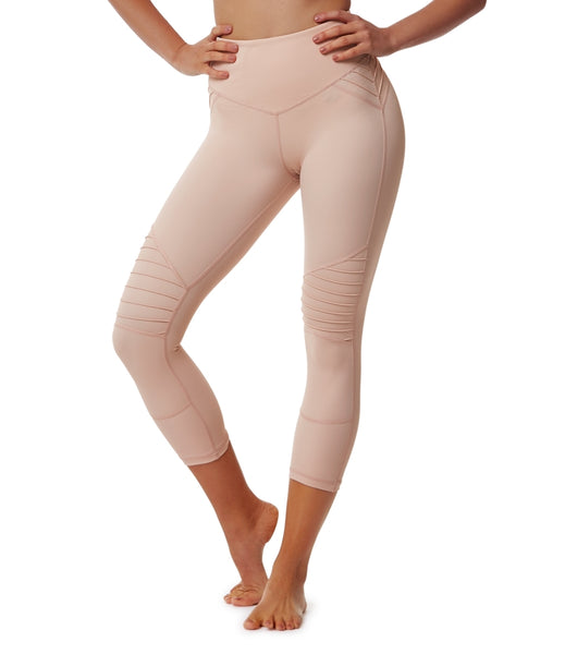 Perfect Days 3/4 Legging - Blush