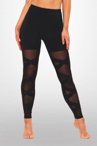 Black Swan Legging - Black