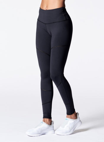 Hit The Ropes Legging - Black