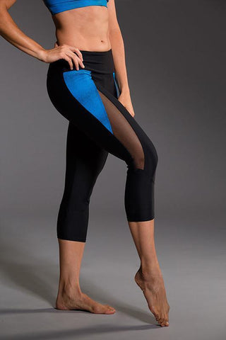 Splice Capri - Indian Blue Venom
