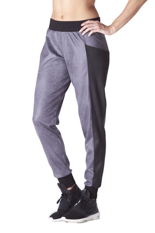 Stardust Sweatpant - Grey/Black