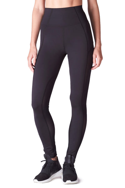 Summit High Waisted Legging - Black