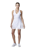 Ace Dress - White