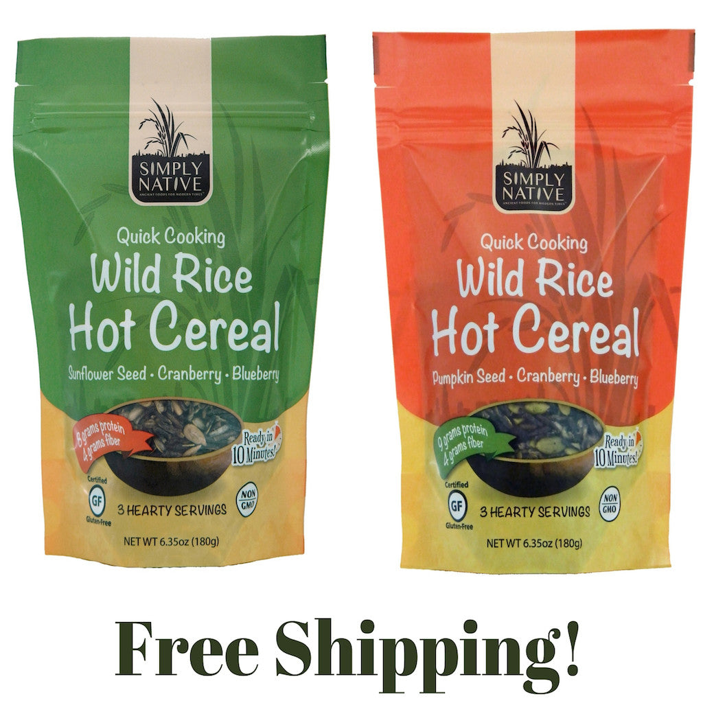 order online native foods and indigenous foods for healthy breakfast camping food and hot breakfast cereal high protein and high fiber and certified gluten free