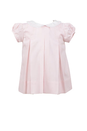 Classic Soft Pink Pleat