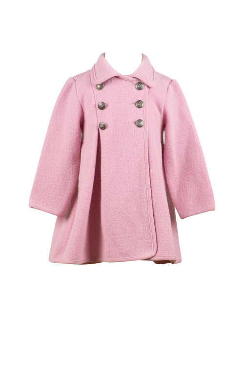 Princess Bow Back Coat - Southern weight