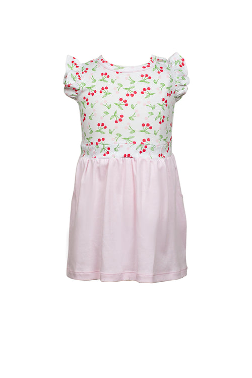 Cherries / Edith Dress