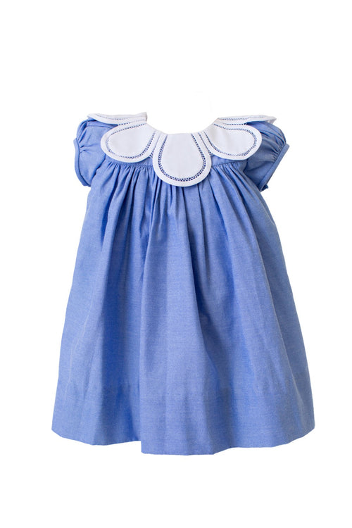 Tulip Dress / Chambray