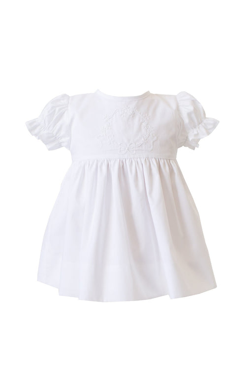 Woodlawn White Dress