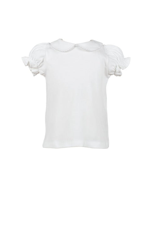 Short Sleeve Girl Shirt