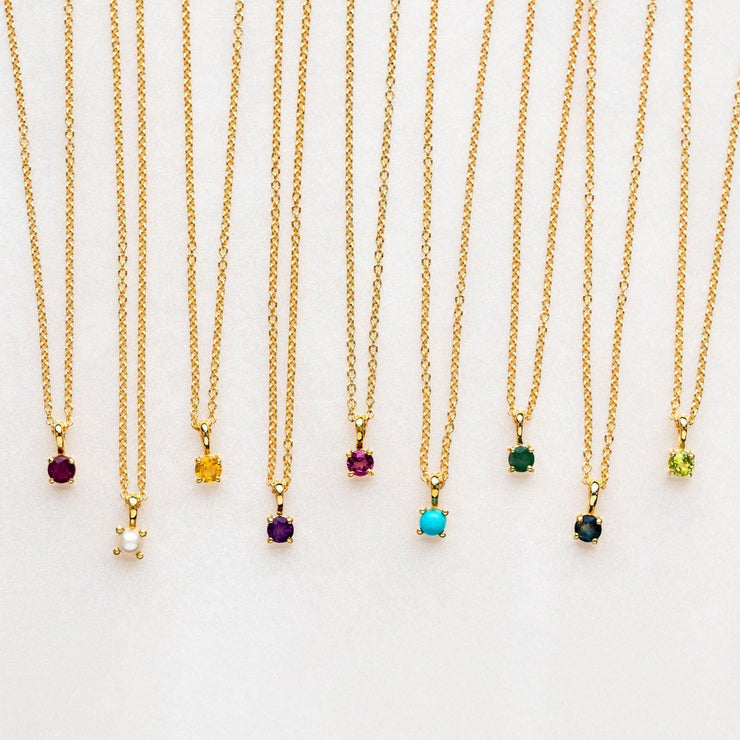 14K Gold Filled Element Necklace necklaces Leah Alexandra