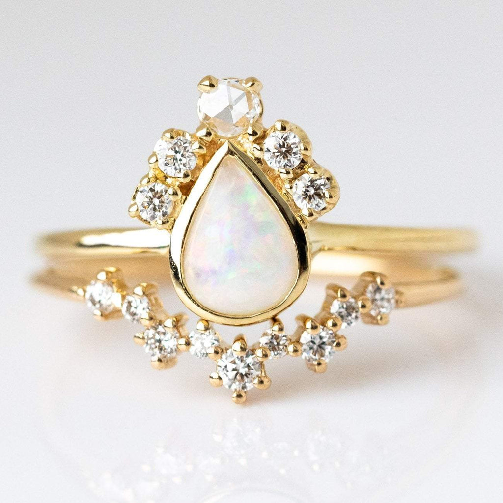 Fit For A Queen Stacking Ring Set