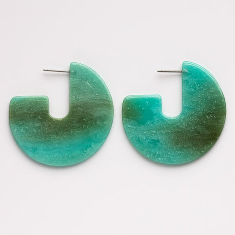Daria Earrings in Sierra