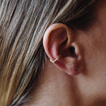 Peak Ear Cuff - earrings - Amarilo Jewelry local eclectic